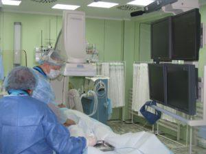 Рентгенхирургическая операционная