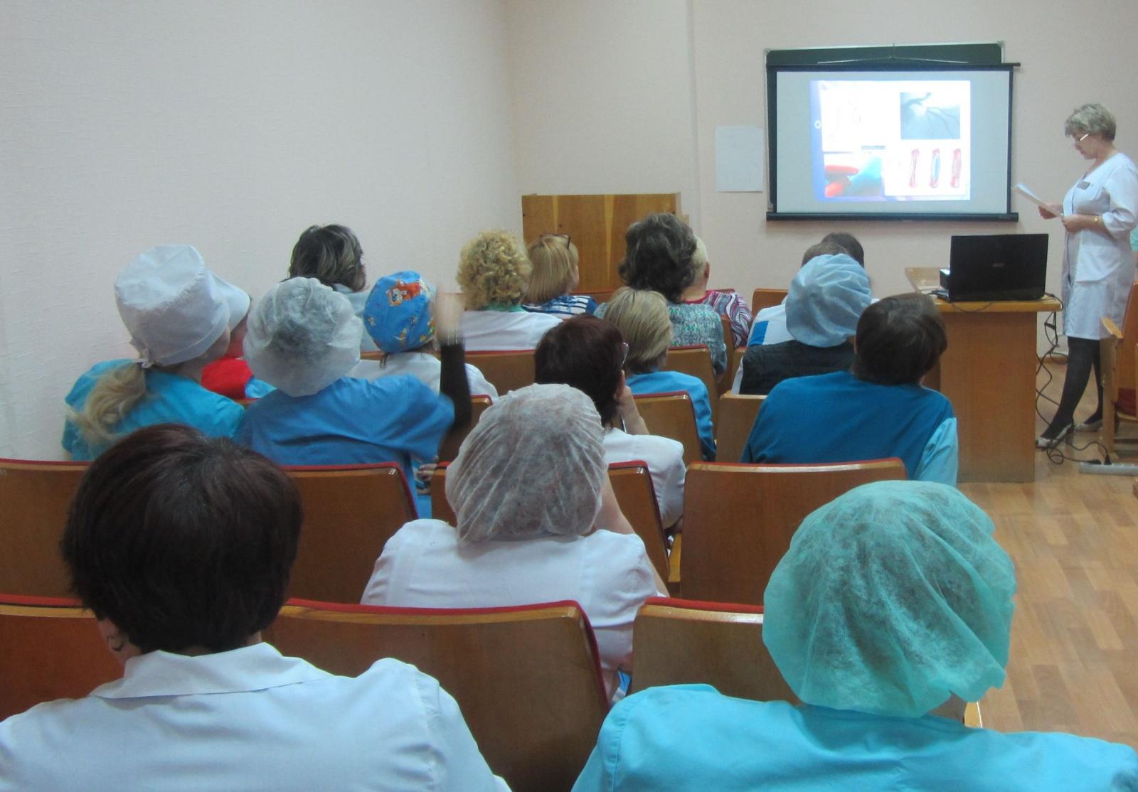 семинар для сестер-хозяек