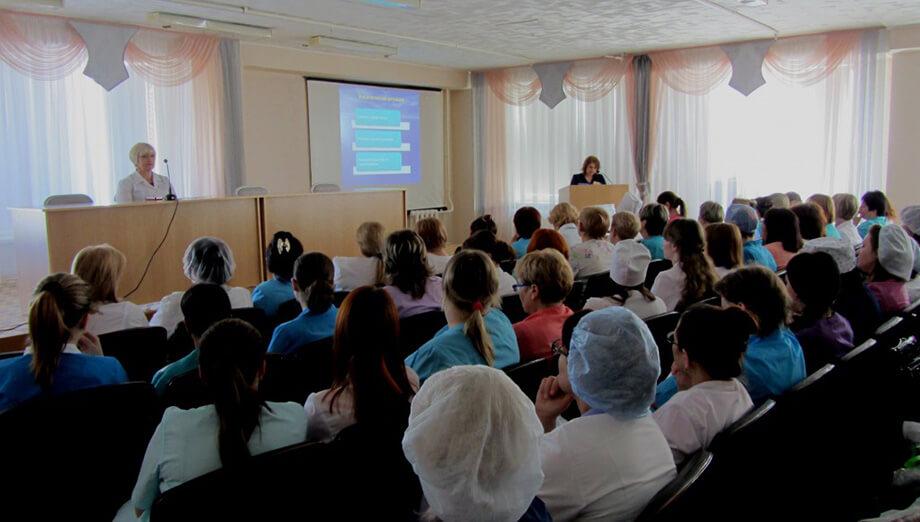 общебольничная сестринская конференция