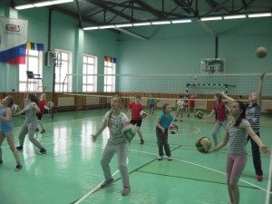Спортивный корпус БСМП1